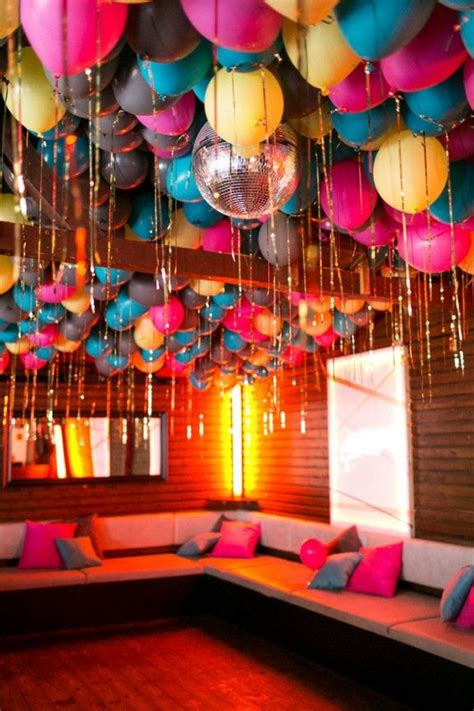 decorations photos 25 best ideas about balloon ceiling decorations on