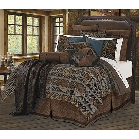 western bedding sets southwestern navajo pattern western bedding set king