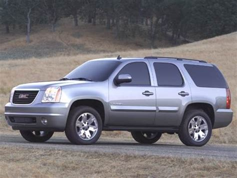 blue book used cars values 2010 gmc yukon on board diagnostic system 2007 gmc yukon pricing ratings reviews kelley blue book