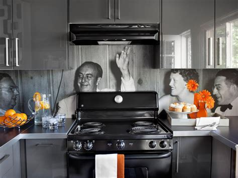 how to do backsplash in kitchen self adhesive backsplashes pictures ideas from hgtv hgtv