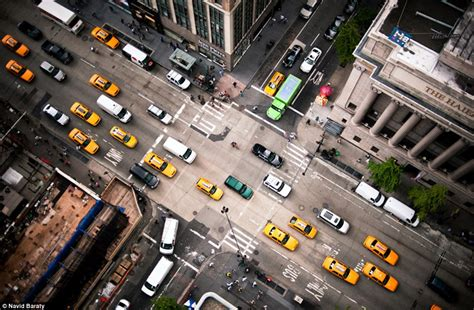 from up above photographer navid baraty captures new york city and tokyo