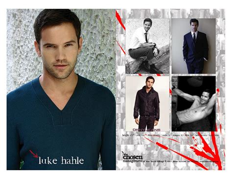 how to make a comp card for free luke hahle comp card model luke hahle