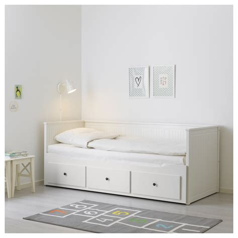 white bed frame with drawers white bed frame with drawers 28 images hemnes day bed