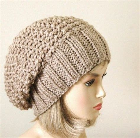 slouchy beanie knitting pattern for beginners 1000 ideas about slouchy beanie pattern on