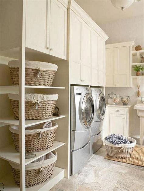 storage ideas for laundry rooms 40 clever laundry room storage ideas home design