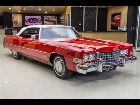 73 Cadillac Eldorado Convertible by 1973 Cadillac Eldorado Convertible For Sale