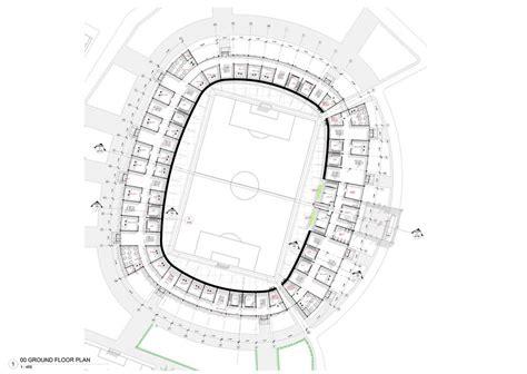 football stadium floor plan a new stadium for nigeria chronos studeos