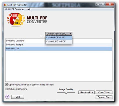 pdf converter multi pdf converter