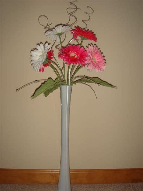 tower vases flower arrangements eiffel tower vase centerpiece different color flowers wedding ideas eiffel
