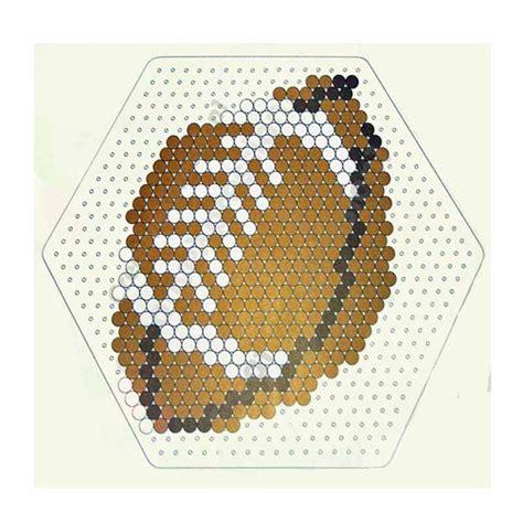 perler football football instant perler bead pattern