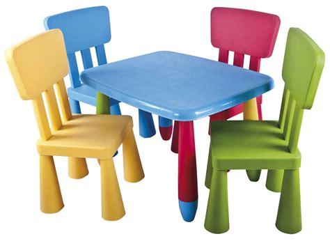sillas y sillas mesitas y sillas infantiles