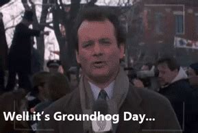 groundhog day quotes bill murray bill murray gif on