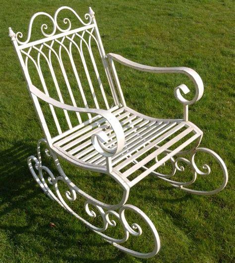 rocking chair garden garden rocking chair