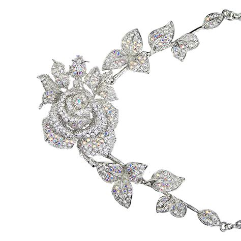 swarovski crystals for jewelry swarovski bridal necklace bridal jewellery