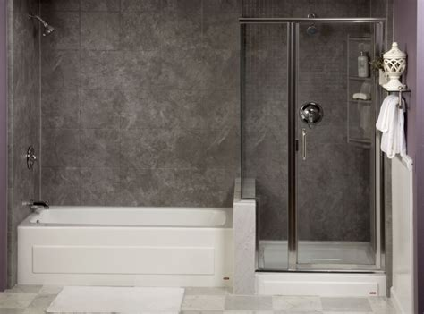 bathroom shower and tub ideas separate tub and shower options re bath of illinois