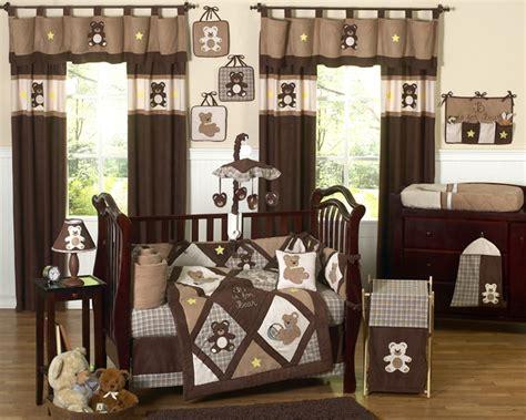 unique baby bedding sets neutral designer unique discount luxury teddy neutral 9pc