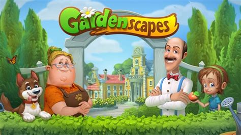Gardenscapes For Pc Gardenscapes New Acres For Pc Free