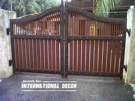 designs for homes various gate designs for homes and best ideas about steel