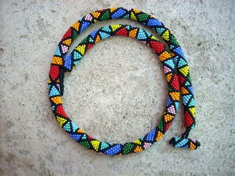 bead crochet rope patterns how to make beaded jewelry 10 innovative ways