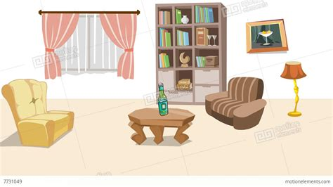 pictures of living room furniture earthquake in living room stock animation 7731049