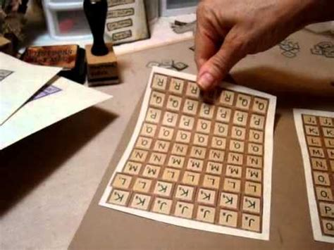 make your own scrabble make your own scrabble letter tiles