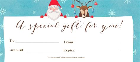 make your own gift card free gift certificate creator jukeboxprint