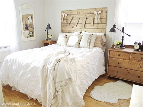 make wood headboard how to make a wood plank headboard