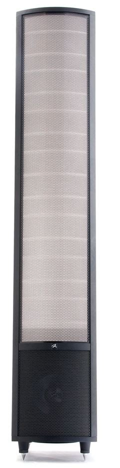 martin logan ethos electrostatic hybrid speakers with a