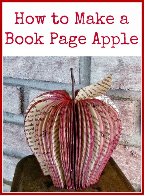 how to make a book how to make a book page apple hymns and verses