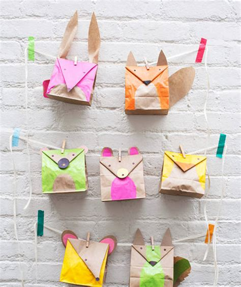 paper bag craft ideas 6 awesome paper bag crafts for handmade
