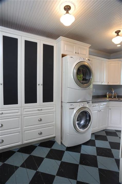 unique laundry room design for the home