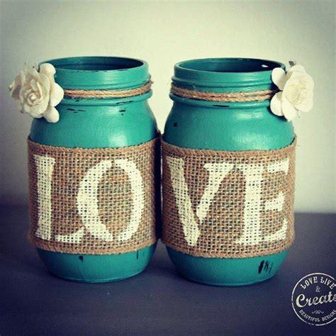 chalk paint jars diy 17 best ideas about jar diy on jar