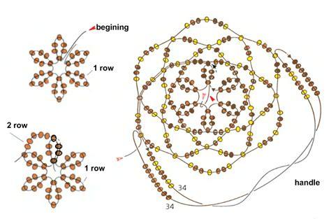 free printable seed bead patterns beading patterns free patterns