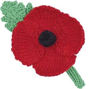 Free Knitted Poppy Pattern Tonya Me Uk