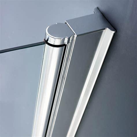 Folding Glass Bath Shower Screen hinged pivot shower screen glass fittings bath screen