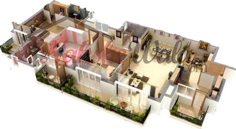 3d plan 3d floor plans 3d house design 3d house plan customized