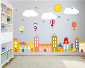 etsy nursery wall decals nursery wall decal etsy