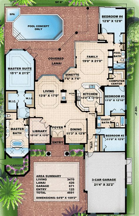 modern mediterranean house plans modern mediterranean house plan home design and style