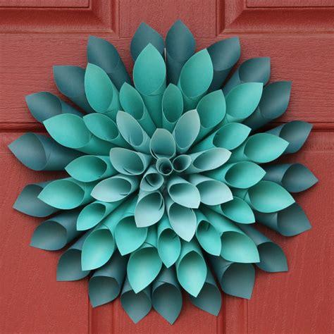 floral craft paper 25 paper flower crafts nobiggie