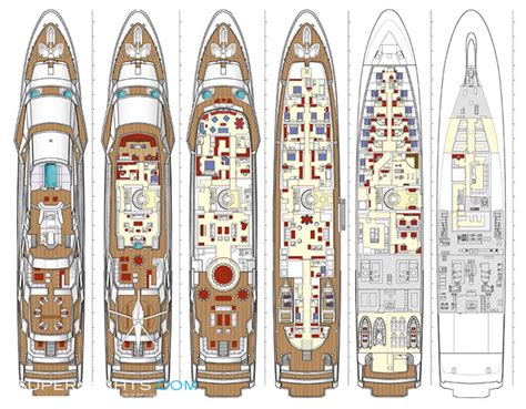 Home Interior Concepts amevi layout oceanco motor yacht superyachts com