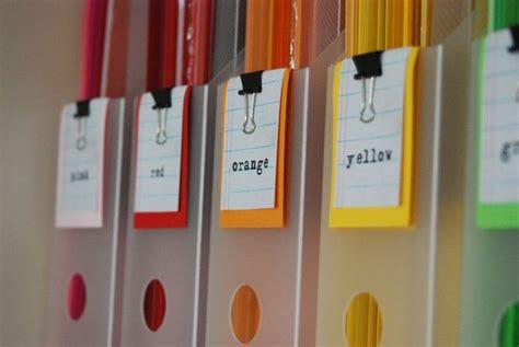 organizing craft paper paper organization organize paper