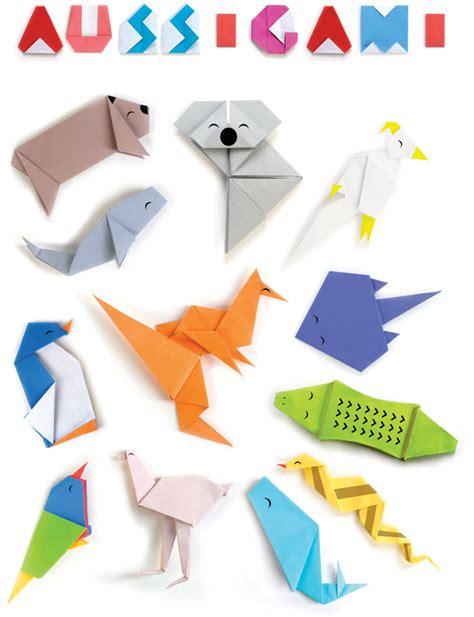 origami paper australia aussigami origami calendar yiying lu creativity