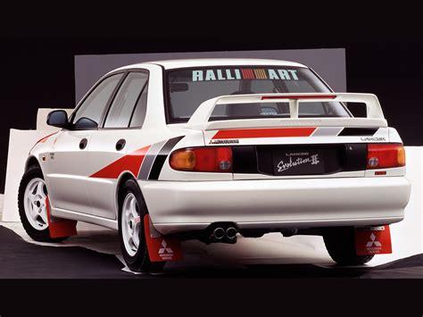 Mitsubishi Evo 2 by 1994 Mitsubishi Lancer Evolution Ii Ce9a Related