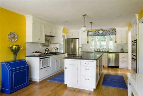 yellow kitchen decorating ideas how to design a yellow blue kitchen