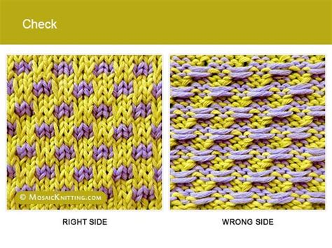mosaic knitting patterns free 104 best mosaic knitting images on knitting