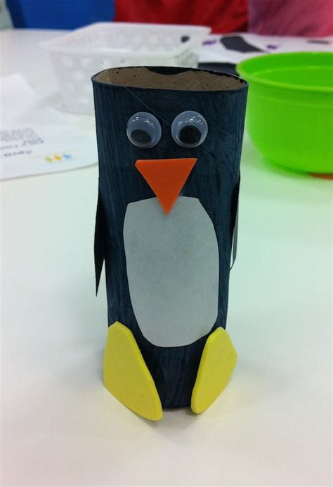 craft toilet paper rolls momstown winnipeg penguin toilet paper roll craft