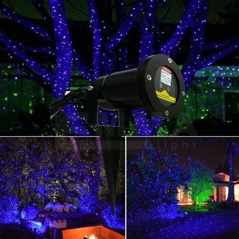 outdoor laser light projector outdoor laser lights for trees blue garden laser light