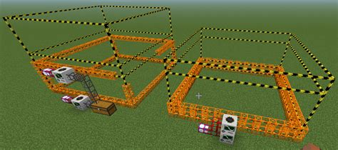 Build An A Frame minecraft can quarry borders overlap in buildcraft arqade