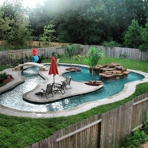 lazy river pools for your backyard my own lil lazy river swimming pool ideas