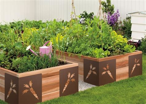 home vegetable garden tips raised vegetable garden clever and creative home
